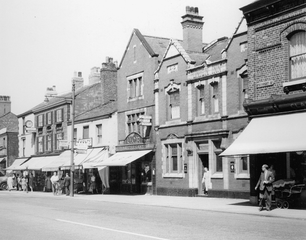 Manchester Photo Archive - Union Inn 1970