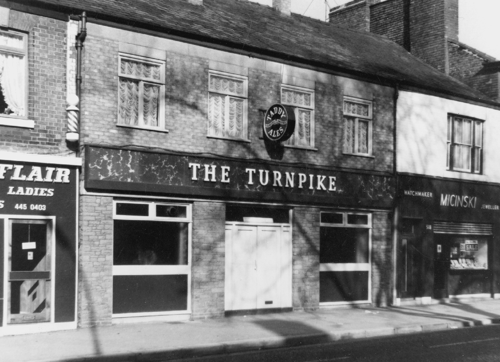 Manchester Photo Archive - Turnpike, Withington