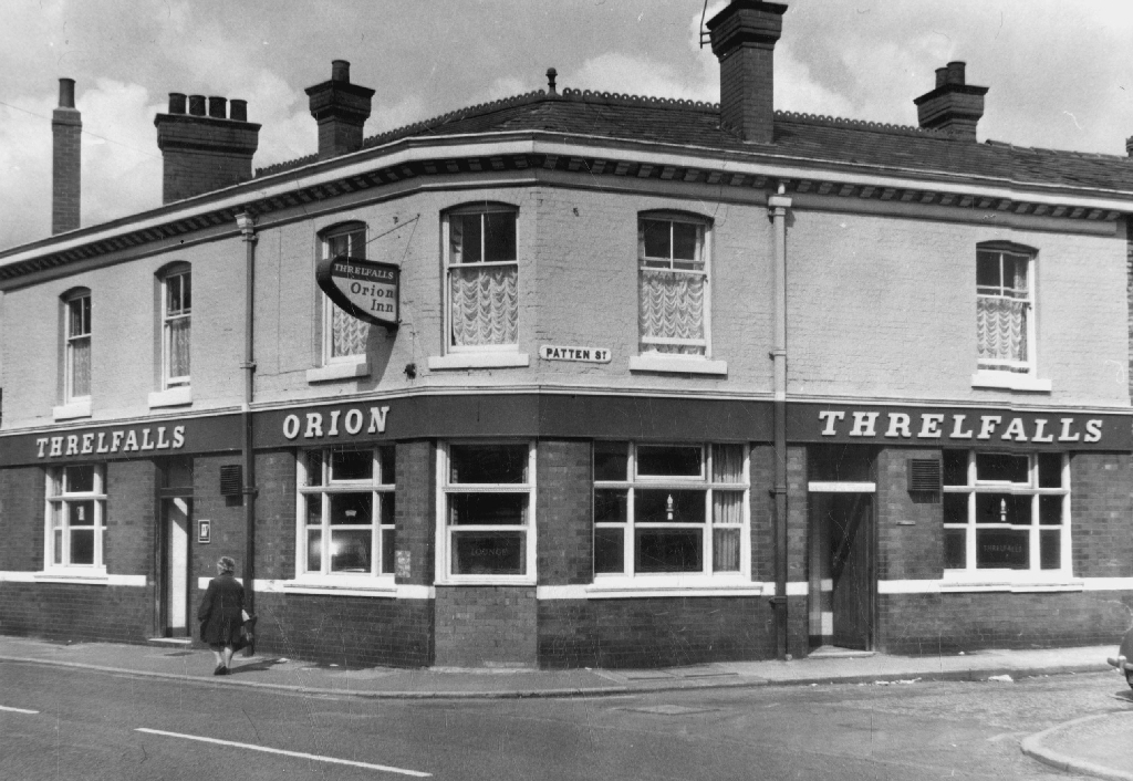 Manchester Photo Archive - Orion, Withington