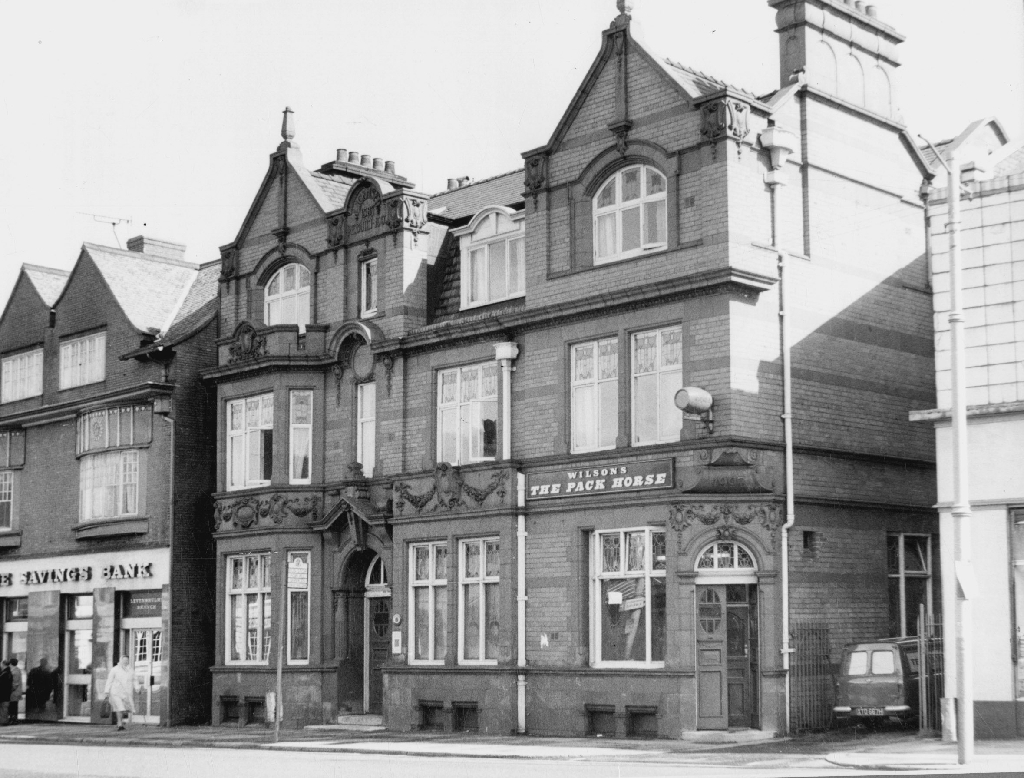 Manchester Photo Archive - Packhorse Inn